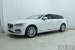 Volvo V90 D4 AWD Business Inscription A *NAVI, WEBASTO, LED-VALOT, ACC CRUISE YMS.*, vm. 2017, 135 tkm