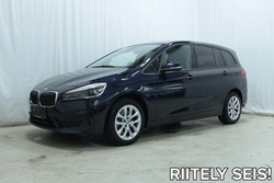 BMW 2-SARJA F46 Gran Tourer 220d A Advantage *7-PAIKKAA, NAVI, LASIKATTO, HEAD-UP, LCI MALLI YMS.*, vm. 2018, 68 tkm